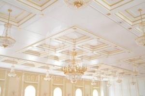 деревянные потолки 1