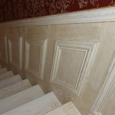 Лестницы для коттеджей 1