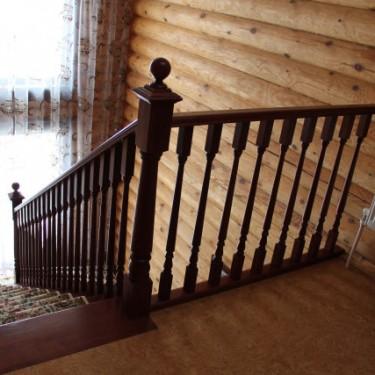 Маршевая лестница 1