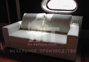 Мягкая мебель из кожи 2