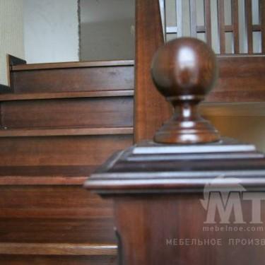 Дубовые лестницы 1