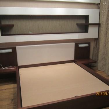 Кровати из массива 1