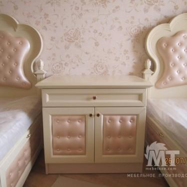 Мебель для спальни девочки