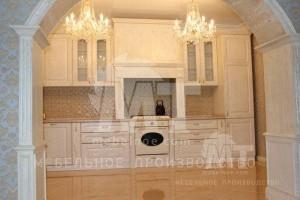 Современный классический кухонный гарнитур