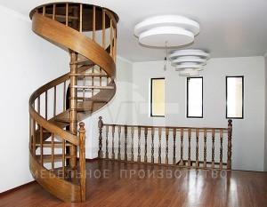 лестница для дачи 1